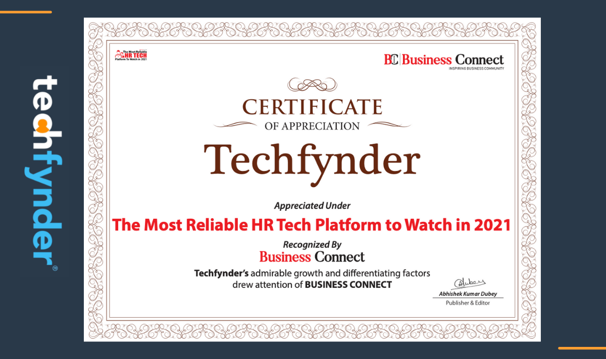 Techfynder-business-connect-certificate-2021
